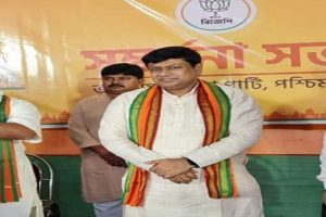 Will try to bring back people who left BJP: Sukanta
