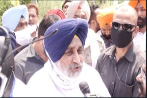 Akali Dal to mark enactment of farm laws on 17 Sept as 'black day'
