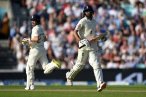 Fourth Test: England openers keep prowling India at bay