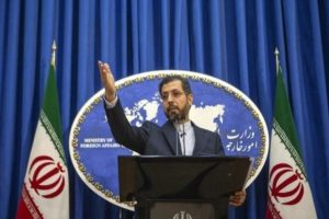 Iran slams US sanctions over 'kidnapping' charges