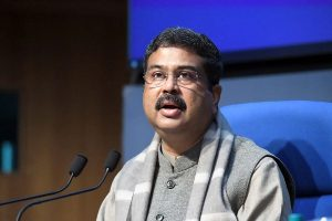 Pradhan and his team on three-day UP visit
