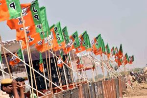 Two-day national executive meet of BJP's women wing from 26 Sept