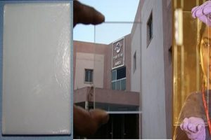 Indian researchers develop transparent ceramics