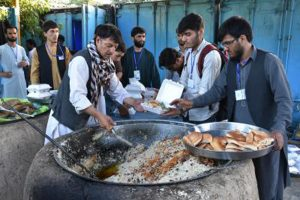 Food stocks in Afghanistan could run out as soon as this month