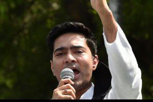 Abhishek heads to Delhi, slams 'political vendetta'
