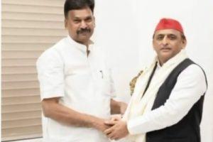 BJP MLA meets Akhilesh Yadav, sets off buzz