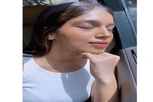 Bhumi Pednekar: I'm vocal about the need for climate justice