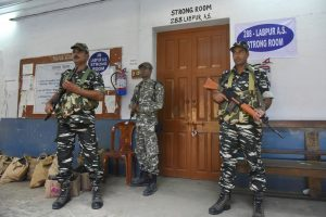 Assembly bypolls: 52 companies of central forces may be deployed