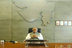 Guj ministry expansion on Thursday
