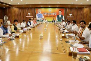 Sarbananda Sonowal and L Murugan to appear for Rajya Sabha bye-elections