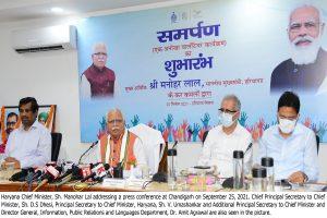Hope Delhi-Haryana border roads will be re-opened soon: Khattar