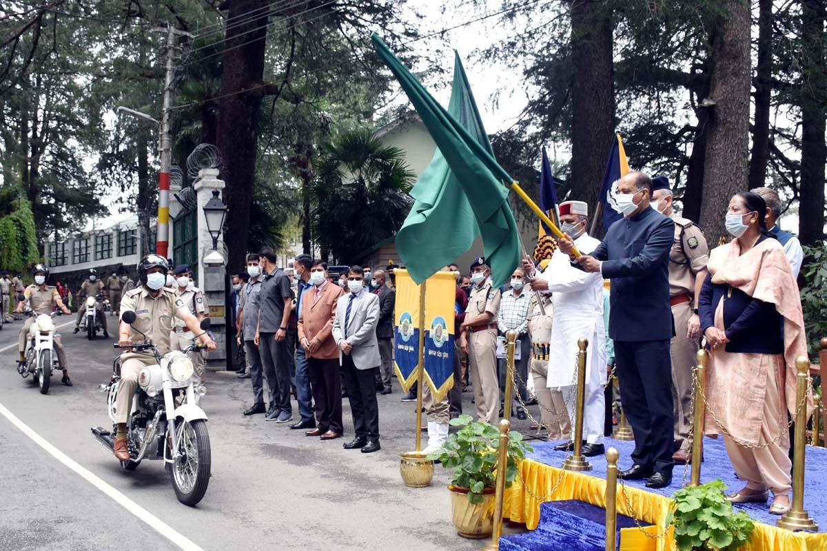 Himachal Pradesh Chief Minister, Jai Ram Thakur