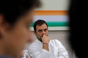 Punjab done, now all eyes on Rahul's visit to Chhattisgarh