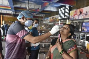 The count of fresh Covid-19 cases in Delhi falls to 26