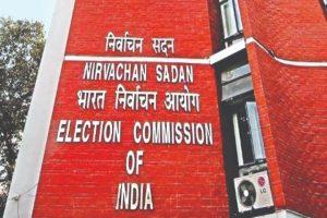 EVMS, VVPATs stuck, need them for upcoming polls, EC tells SC