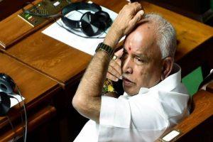 BSY's proposed yatra worries BJP