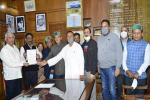 Cong stages protest over atrocities on Dalits in Himachal