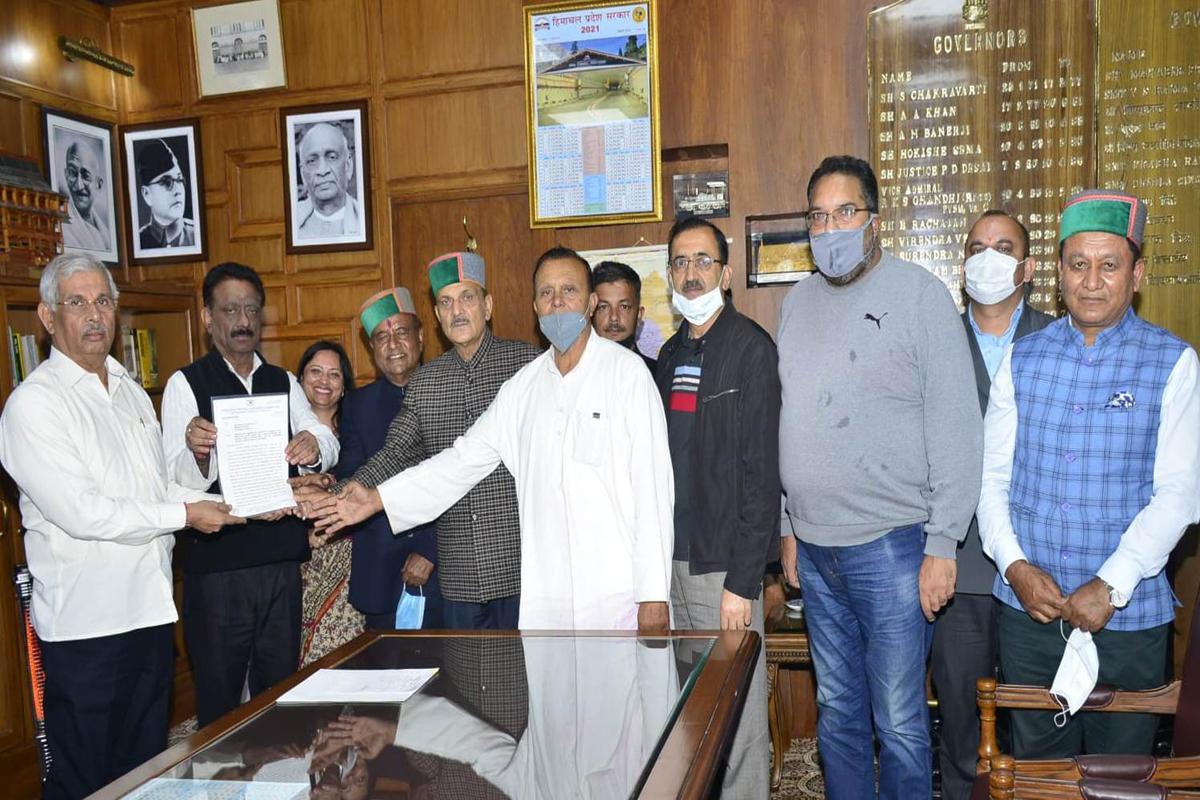 Himachal Pradesh Congress, Dalits, Ridge Maidan