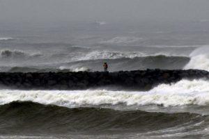 Heavy rains lash coastal Andhra, 'Gulab' weakens into deep depression