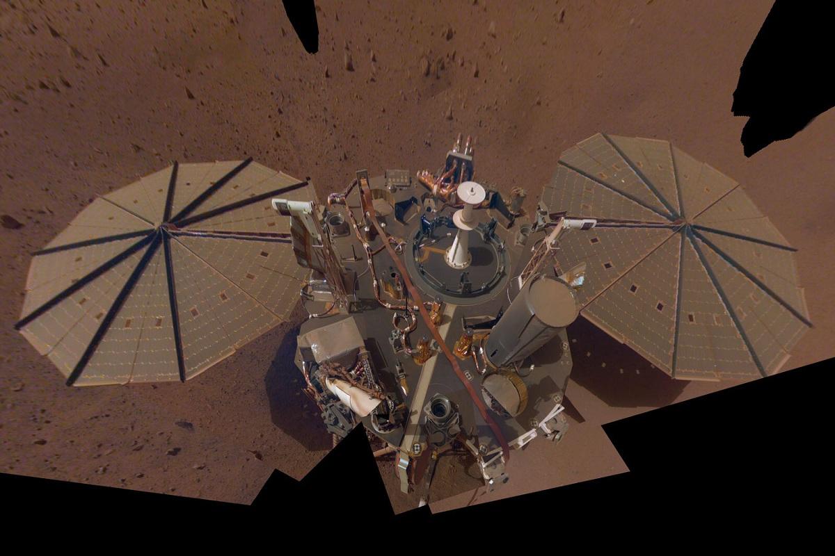 NASA, InSight,