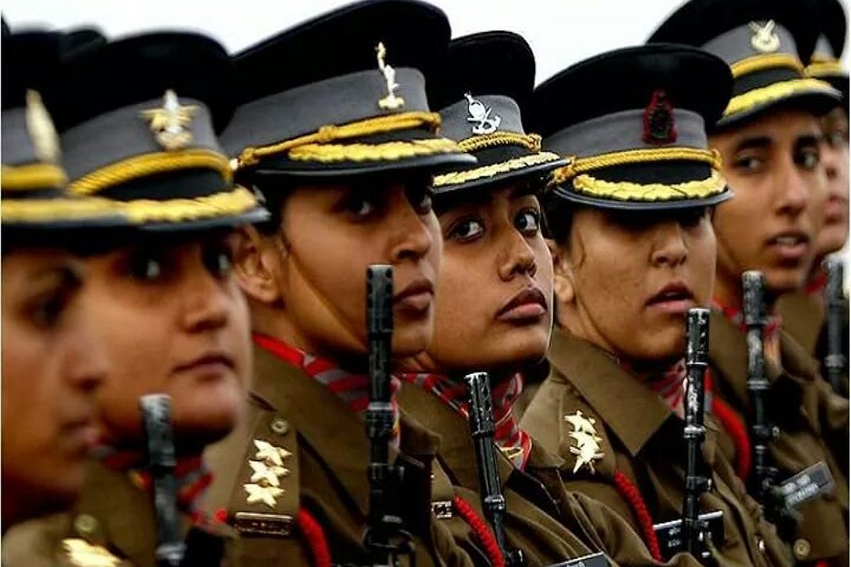 Women can be inducted into armed forces through NDA, SC told
