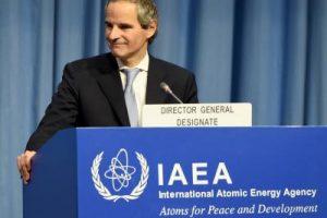 Iran says talks with IAEA chief 'constructive'