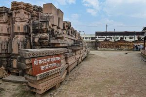 Six temples of different deities to be part of Ram Janmabhoomi complex