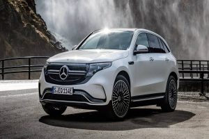 Mercedes-Benz to sell all-electric SUV EQC across India
