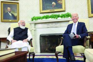 New beginning in Indo-US ties