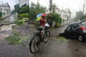 Monsoon mayhem in UP leads to 38 deaths in past 40 hours