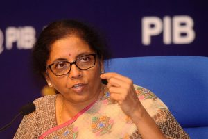 Public sector banks are stable now after PCA: Nirmala Sitharaman