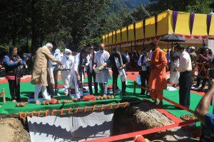 Modi govt starts work to develop 'Parshuram Kund' in Arunachal pradesh