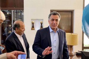 Pak ISI chief hosts security meeting of intel head of regional countries on Afghanistan