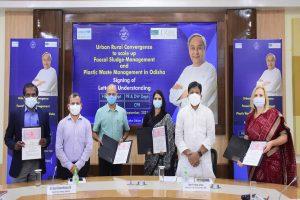 Unique urban-rural convergence on FSM initiated in Odisha