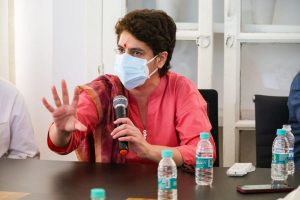 Priyanka Gandhi on mission to bolster party in Rae Bareli, Amethi