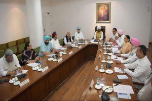 Punjab Cabinet reshuffle: CM Channi keeps vigilance & personnel, Randhawa gets home, Pargat gets sports