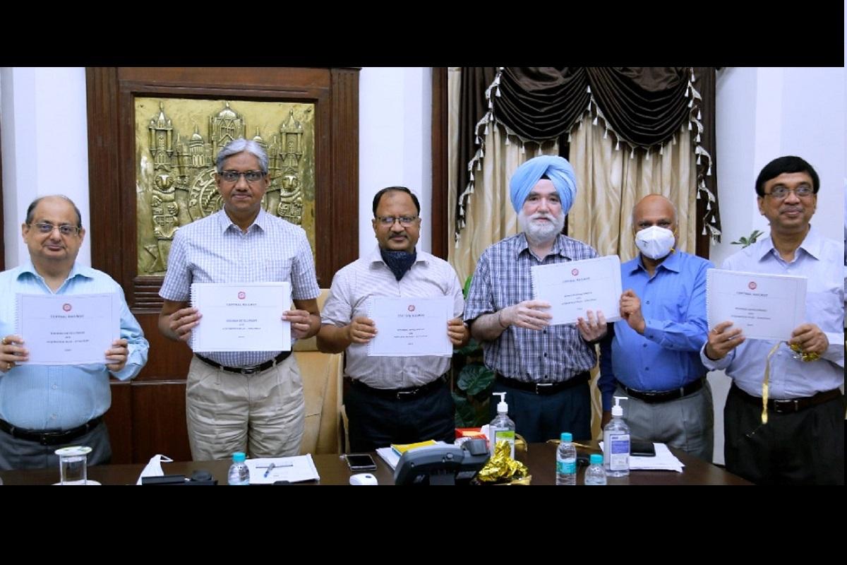 freight performance, Anil Kumar Lahoti, Central Railway