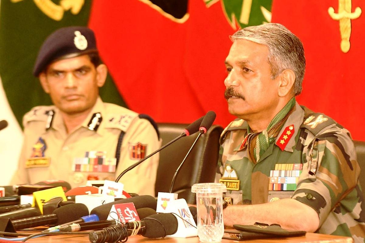 Pakistani terrorists killed, Uri, north Kashmir, Baramulla district