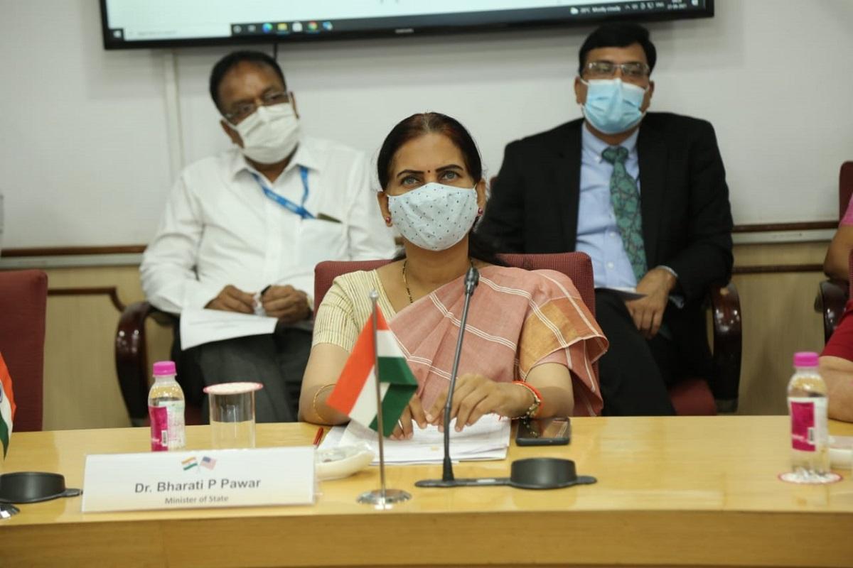 Indo-US joint meet, India, United States, Bharati Pravin Pawar