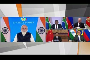 BRICS countries call for intra-Afghan dialogue to ensure civil peace