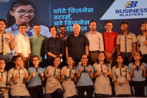 Sisodia launches business blasters programme; calls it a historic day