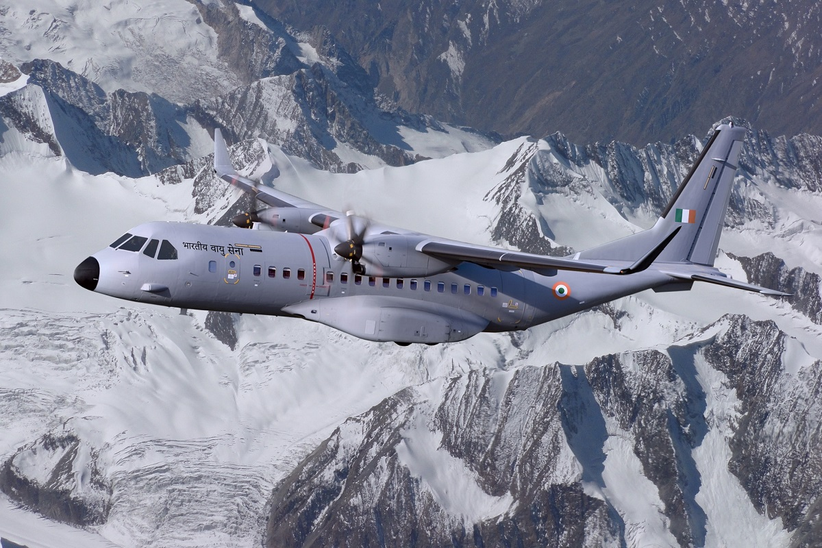 C-295MW transport aircraft, IAF, Ministry of Defence