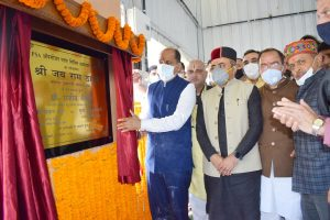Over 74 lakh doses of Covid vaccine administered in HP: Jai Ram