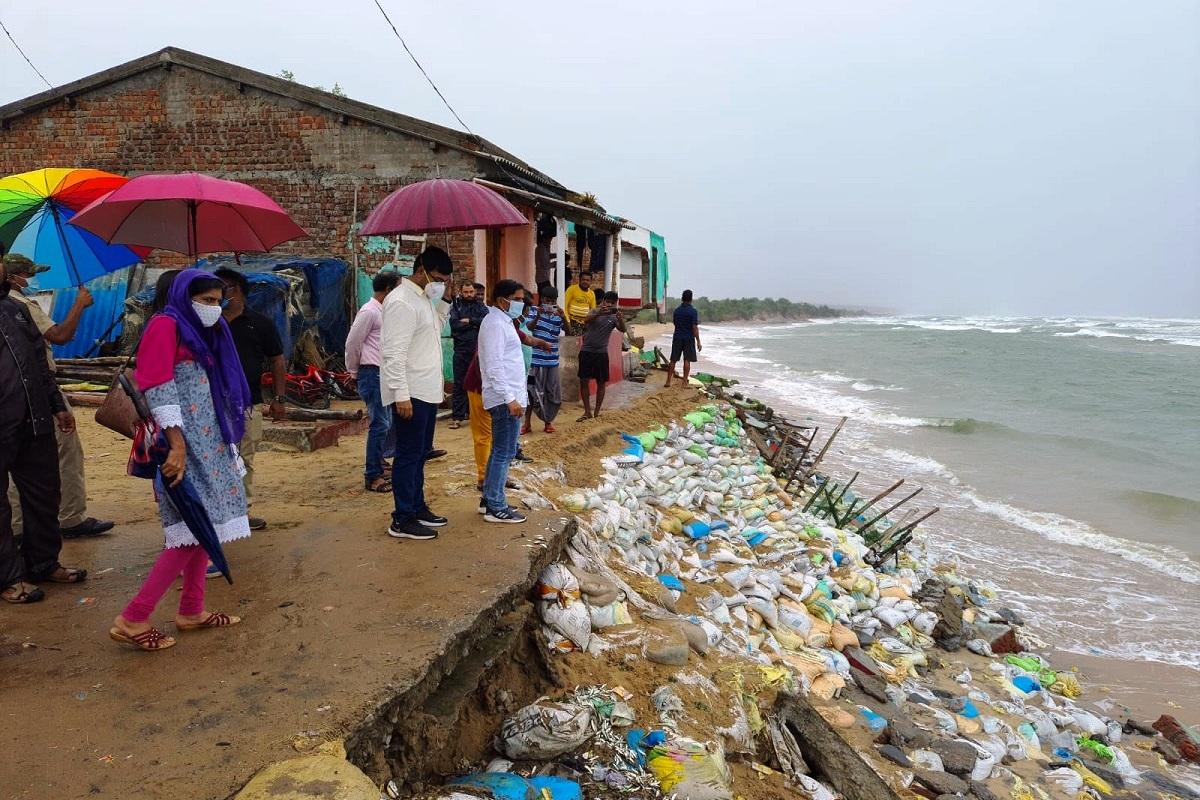 Odisha, Cyclone Gulab, Andhra Pradesh