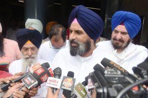 Navjot Sidhu betrayed Punjabis in the Assembly: SAD