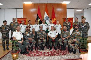 Nepal Army delegation visits ARTRAC Shimla