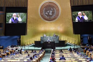 Terrorism equally big threat for those using it as political tool: PM Modi at UNGA