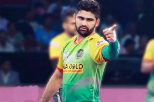 Absence of Narwal will not affect the team's performance: Patna Pirates coach