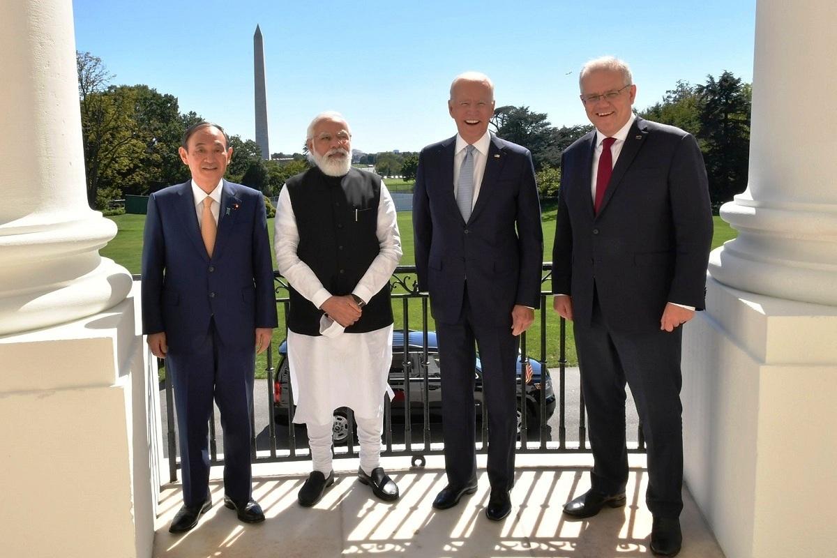 Quad, America, China, Quad Summit