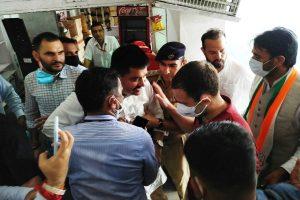 Congress leader Rahul Gandhi begins his two-day visit to Jammu and Kashmir